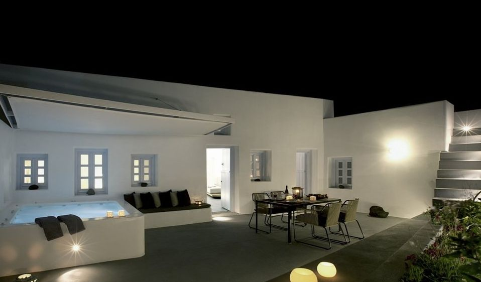 Modern Greek Style Homes Tradition And Modernism