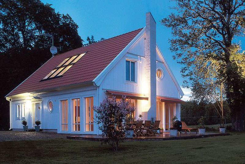 Scandinavian Homes The Charm Of North