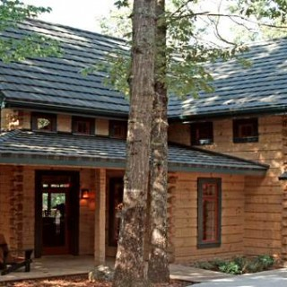 Country style home designs simple