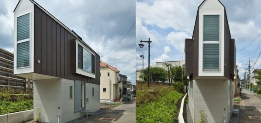 Japanese tiny houses a solution