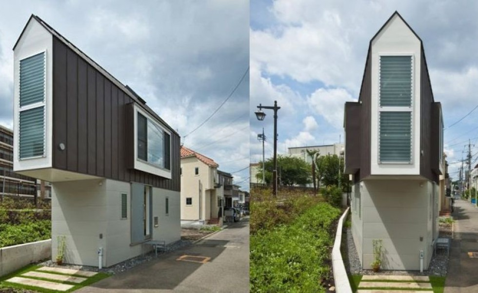 Japanese tiny houses minimalism and efficiency for Minimalist japanese homes