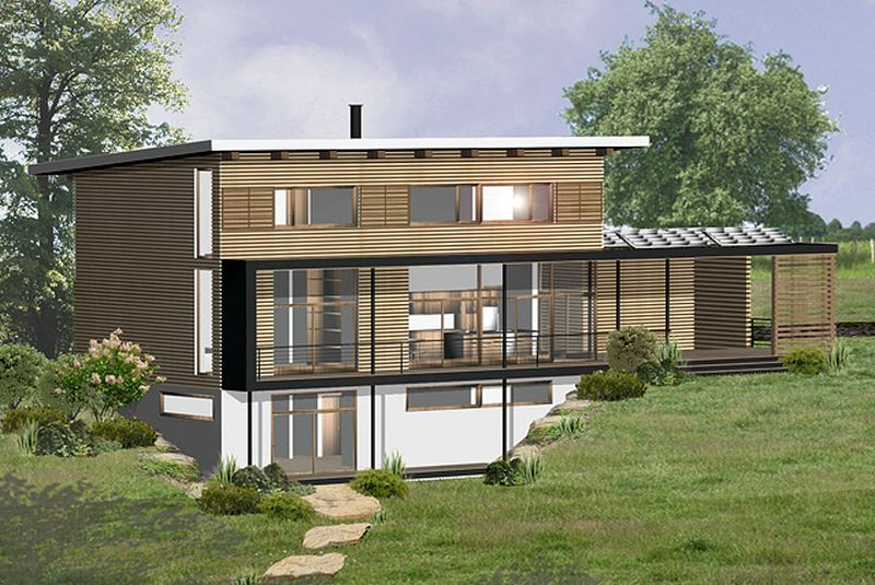 Passive houses in germany energy and financial efficiency - Passive houses in germany energy and financial efficiency ...