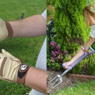 Gardening and ergonomics go hand in hand