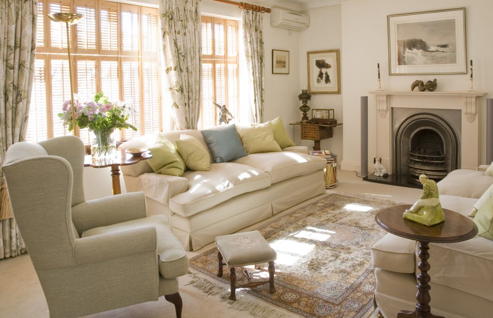 English style interior design rigor and comfort - English style interior design rigor and comfort ...