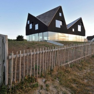 The dune house in England