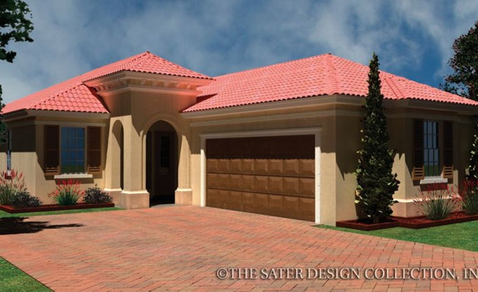 Affordable mediterranean house plans prevailing elegance for Elegant mediterranean homes