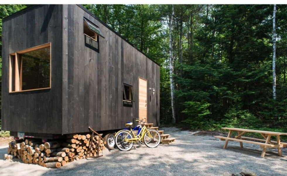 Harvard's tiny house is a very good project