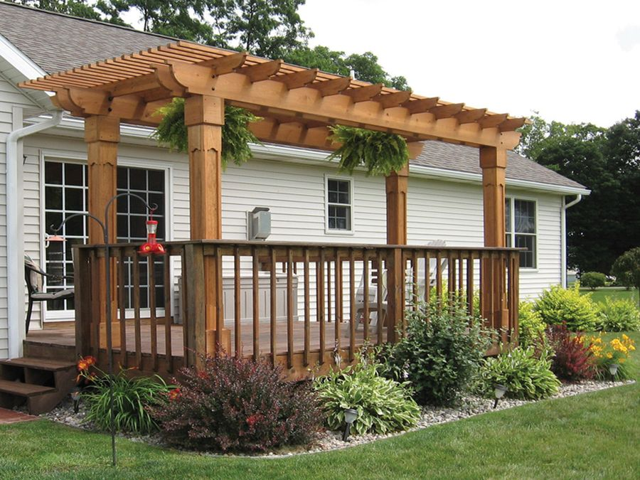 how to build a pergola over a concrete patio. Black Bedroom Furniture Sets. Home Design Ideas