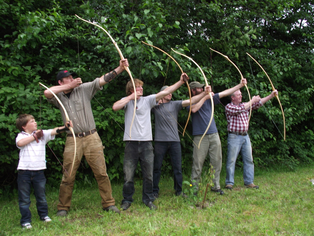 How to make a homemade bow and arrow out of wood - How to make a homemade bow and arrow out of wood ...