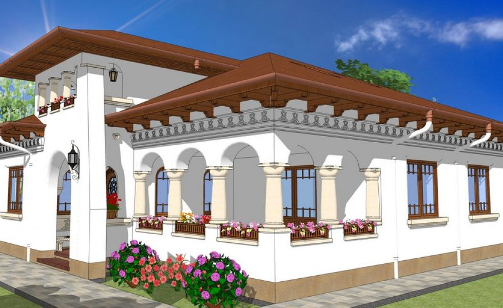 Veranda style house plans - House design plans