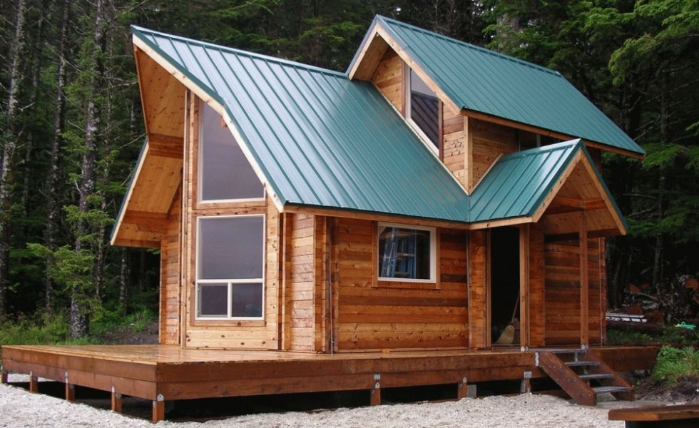 How to build a cheap house handy solutions for Cottage cabins to build affordable