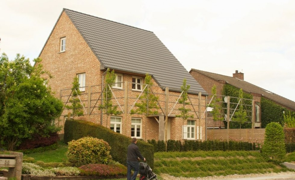 Flemish style house plans are attractive