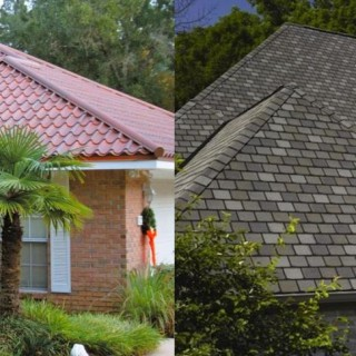 Metallic Roof Tiles Vs Bitumen Sheets Archives Houz Buzz