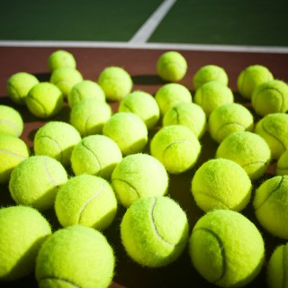 Seven ingenious ways to use a tennis ball at home