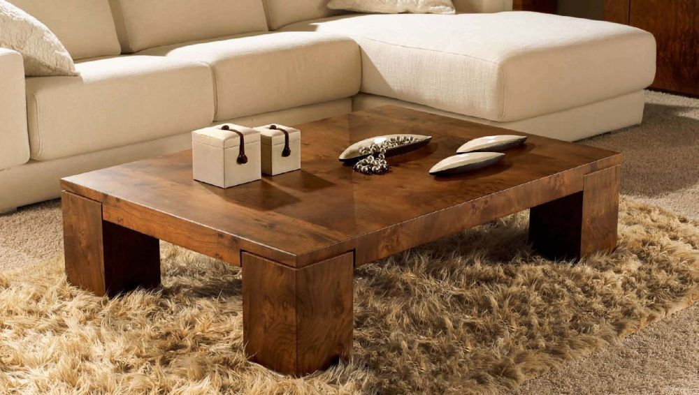 How to make a wood table three design ideas easy to build for Design couchtisch diy