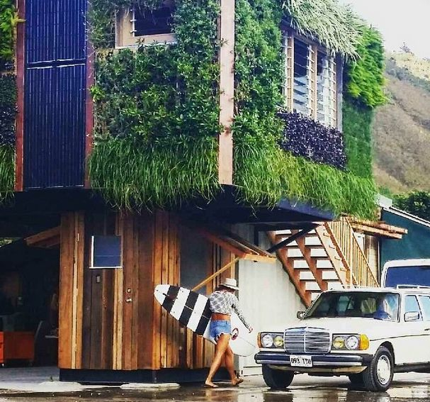 Elevate - the sustainable house in Hawaii