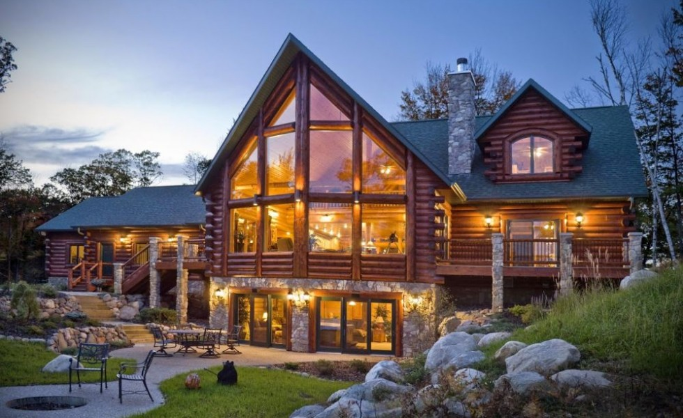 Terrific Best Wooden House Designs In Harmony With Nature Largest Home Design Picture Inspirations Pitcheantrous