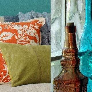 Low cost decorating ideas at home