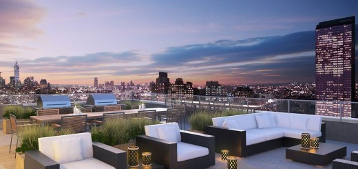 Rooftop terrace designs very beautiful