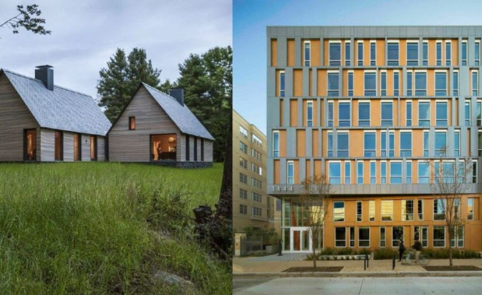 The best 10 housing designs of America in 2015