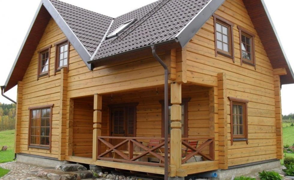 I want to build a wood house brief practical guide Wooden homes to build