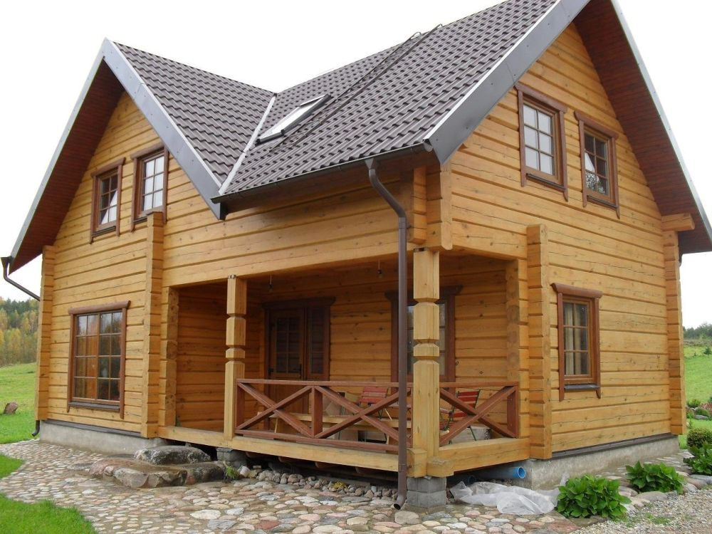 I want to build a wood house brief practical guide for Wooden cabin house