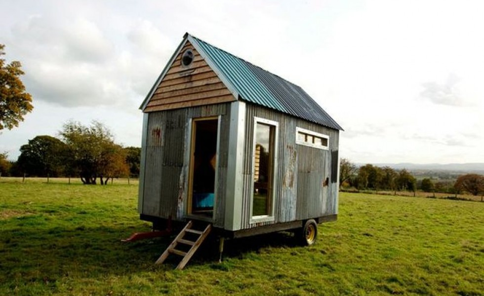The 1 000 Pounds Tiny House Defying The Real Estate Market