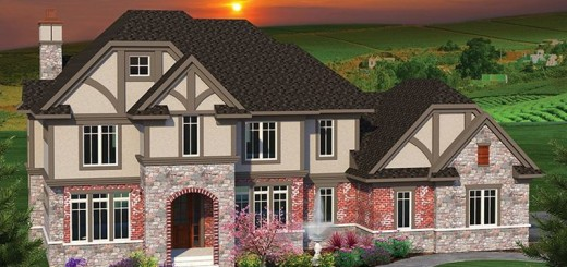 Tudor style house plans for all