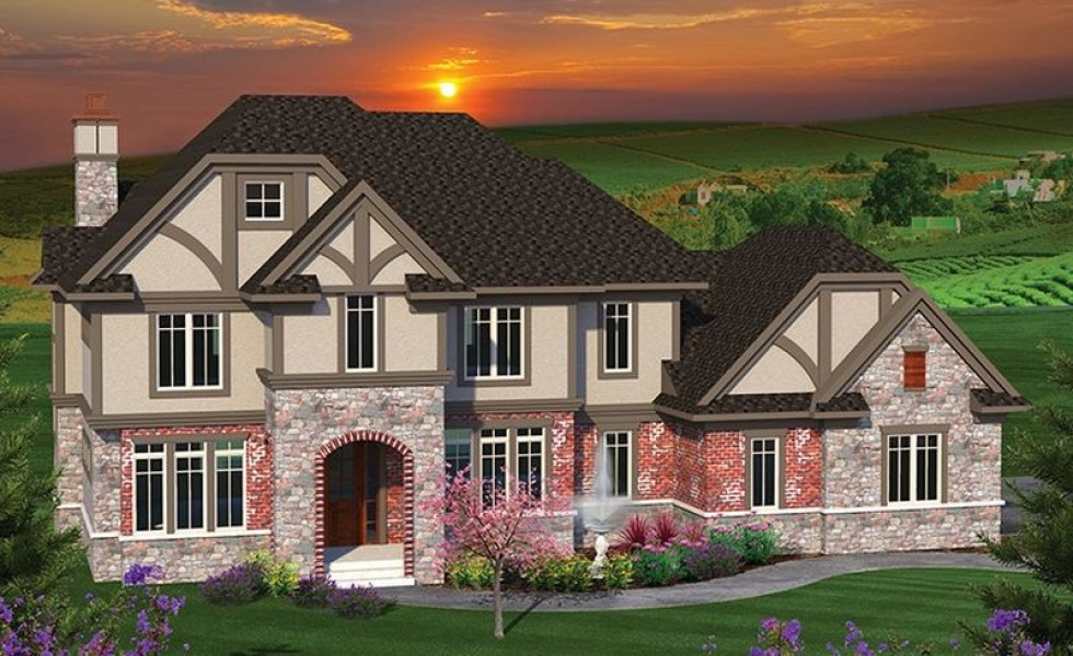 Tudor style house plans noble architecture for English tudor style house plans