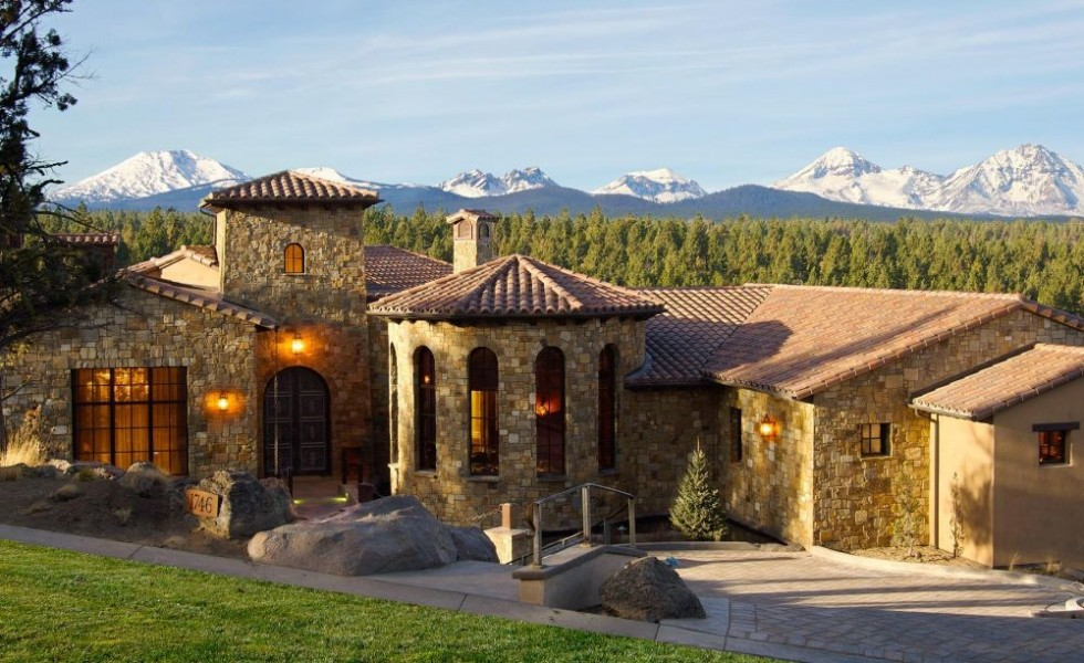 Tuscan style house plans - passionate architecture