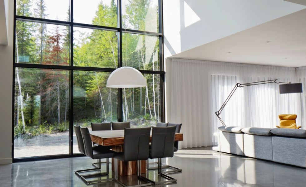 Choosing the right window size at home