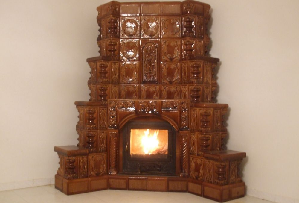 Wood Stove Central Heating Systems