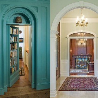 How To Build A Drywall Arch Archives Houz Buzz