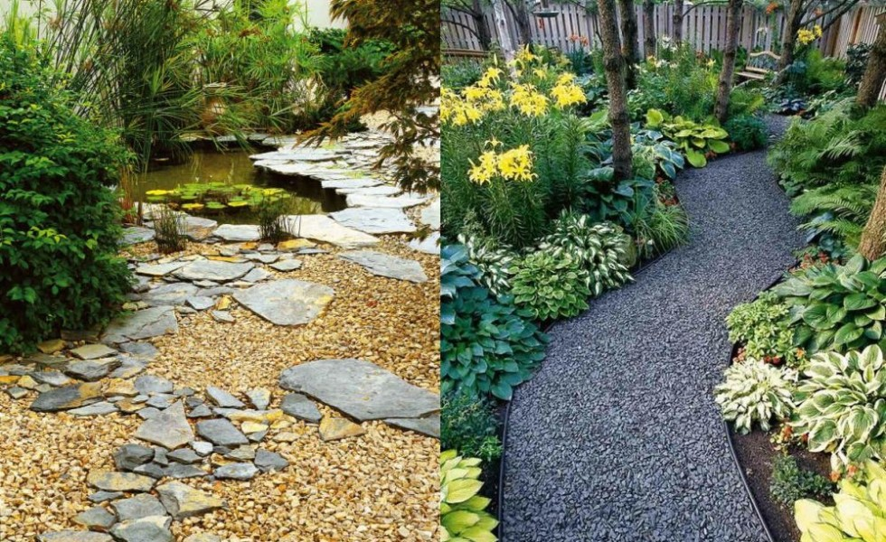 Gravel alley design ideas for all