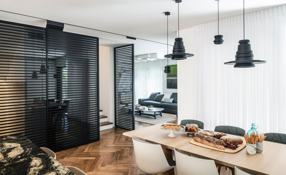 Contemporary design home office for all