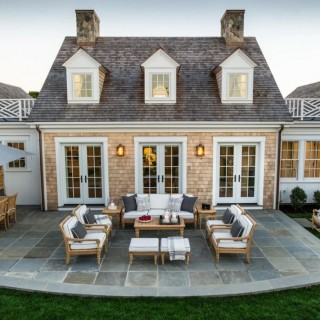 Back patio house plans for all