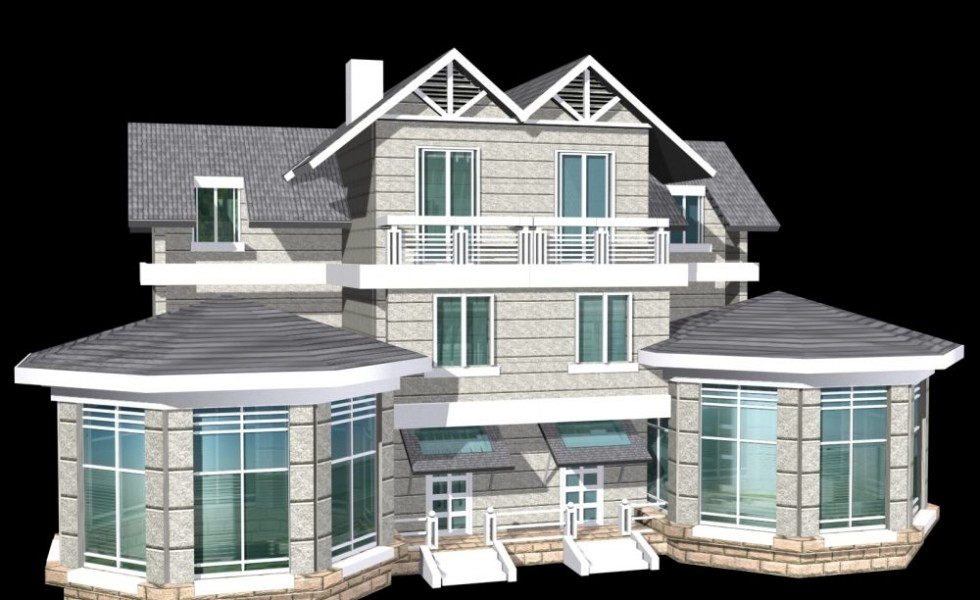 Light Frame House Plans Modern Times Adapted Homes