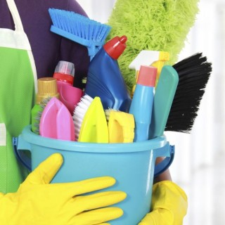 Easy cleaning tips at home