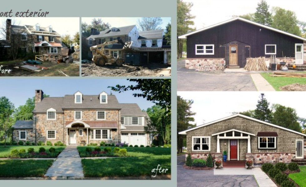 Old house remodel projects 3 fascinating stories houz buzz for Remodeling old homes