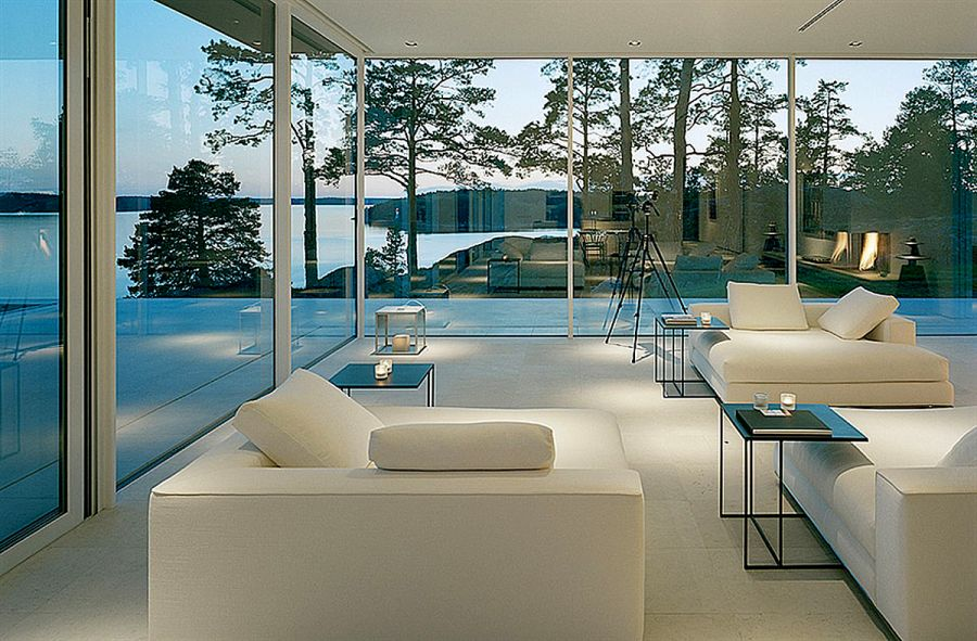 Glass Wall Houses - Sublime Elegance - Houz Buzz