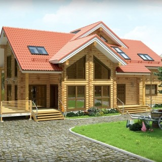 Wooden dream houses for all