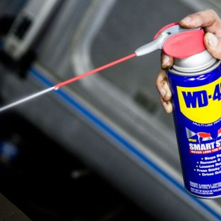 New uses of the multifunctional spray at home