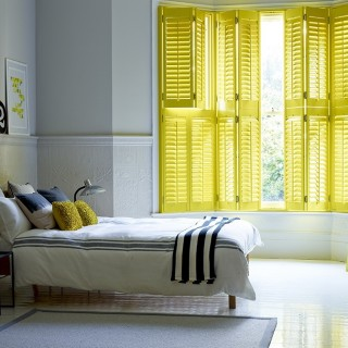 Wood shutters easy to make