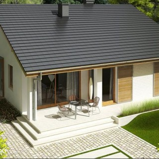 Small steel frame house plans for all