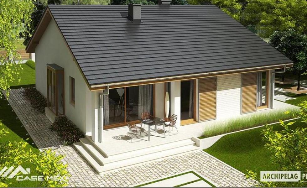 Small metal house plans for Steel house plans