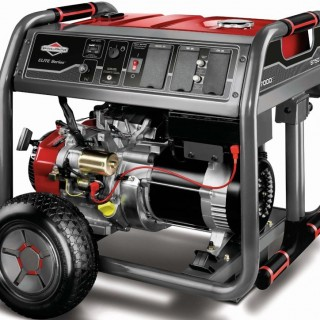 Choosing a gasoline powered generator for home