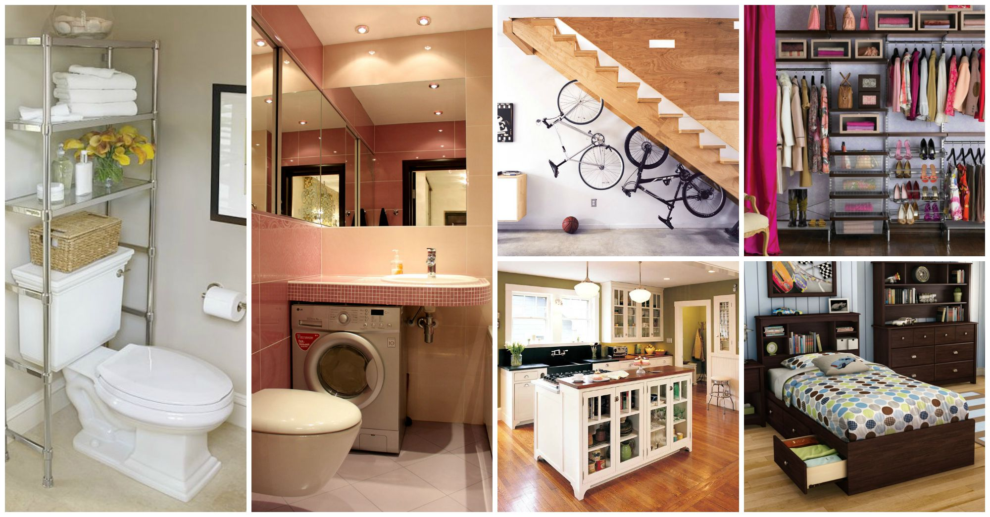 16 small home space saving tips houz buzz