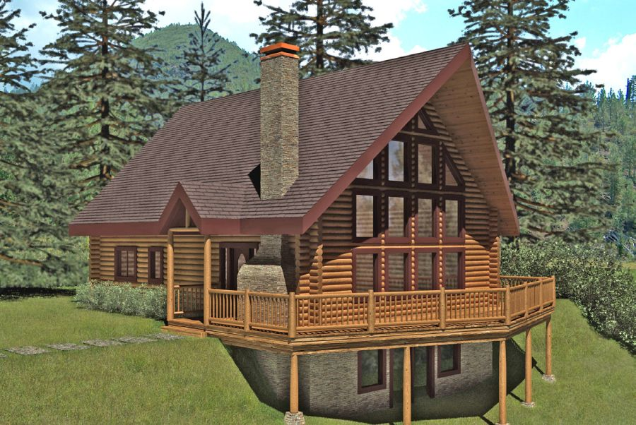 Cheap Log Houses Homes With Personality Houz Buzz