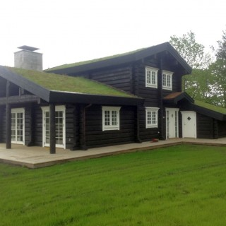 Norwegian style house plans archives houz buzz - Bitumen sheets pros and cons ...