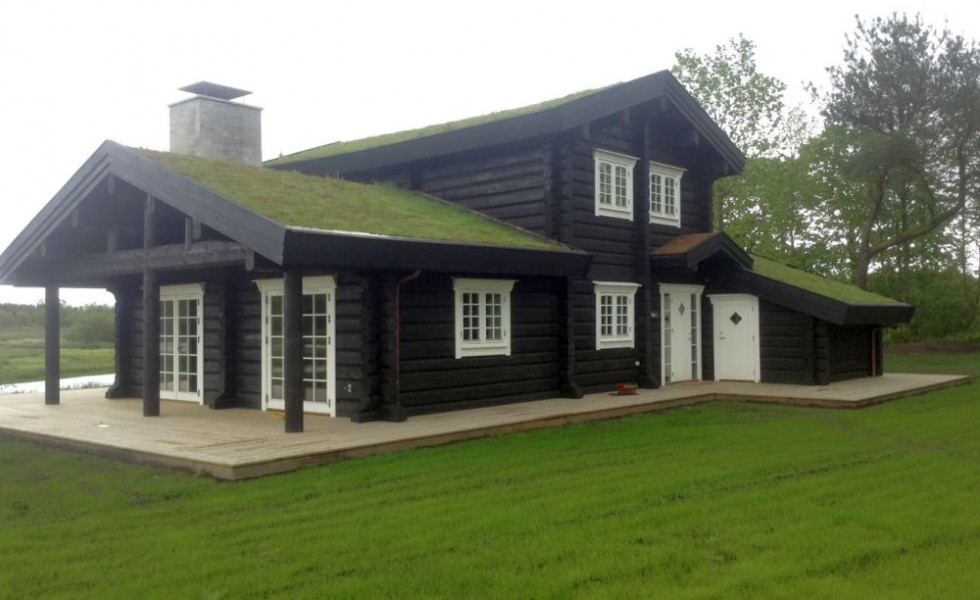 Norwegian wood houses northern fascination houz buzz - Norwegian style house plans when classic meets modern ...